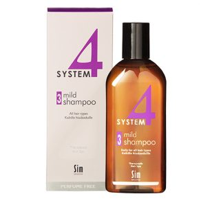 Mild Shampoo 3 215ml