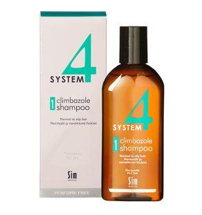 Climbazole Shampoo 1