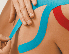 Kinesiology Taping - Pinofit Tape